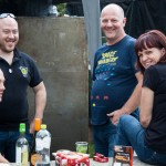 BBQ Society Cook-Off 2014